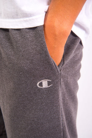 90's Grey Champion Jogger Shorts