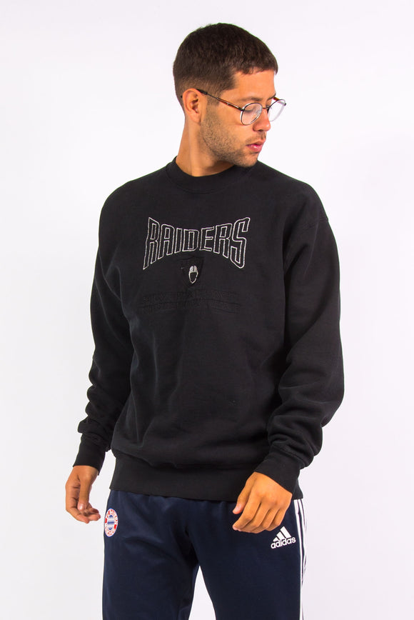 Salem 90's L.A. Raiders Sweatshirt