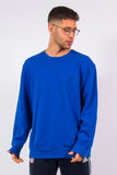 Nautica Blue Crew Neck Sweatshirt