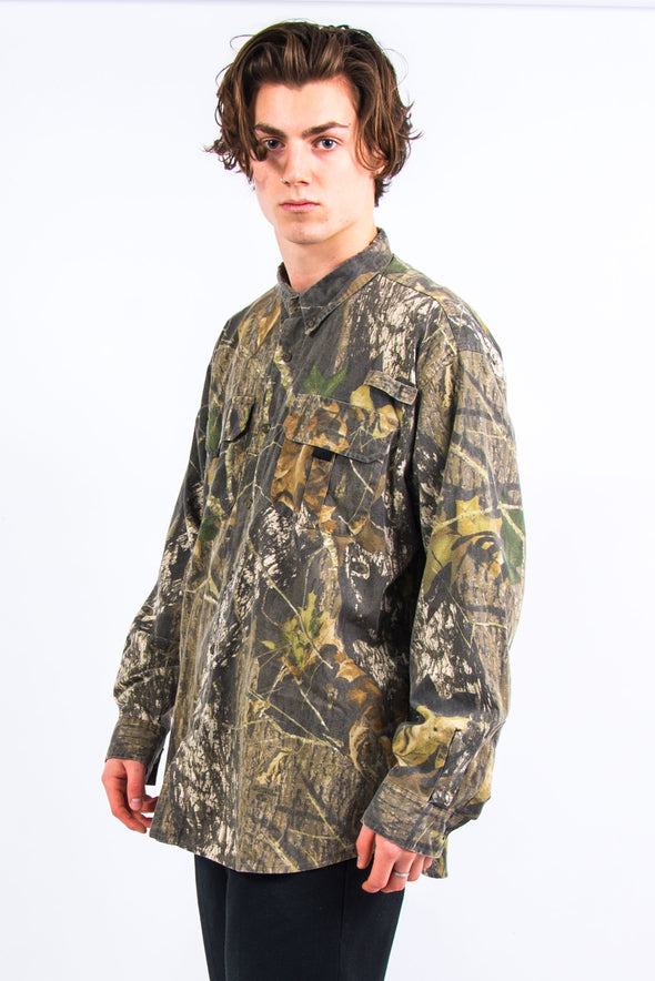 USA Hunting Camouflage Shirt