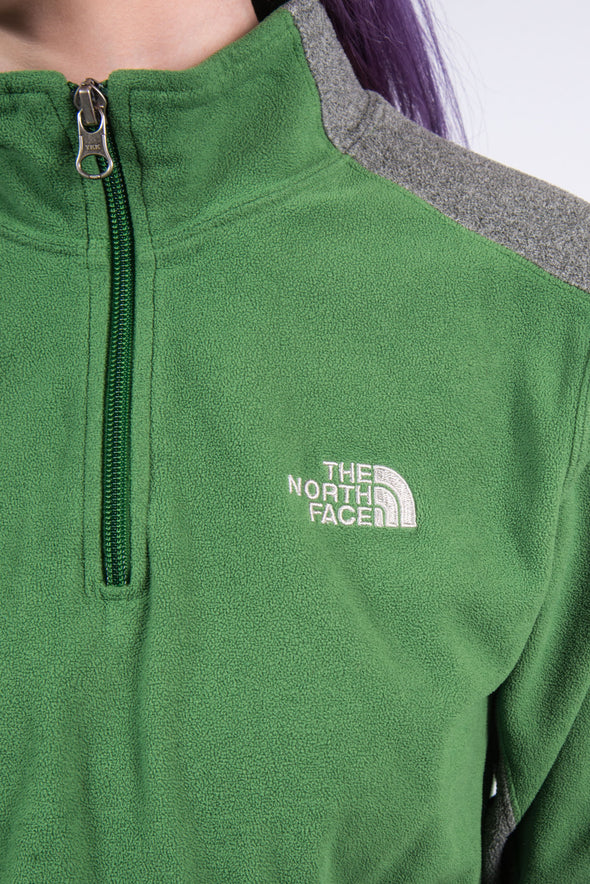 The North Face Cropped 1/4 Zip Fleece