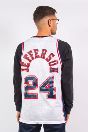 Nike Brooklyn Nets NBA Basketball Jersey