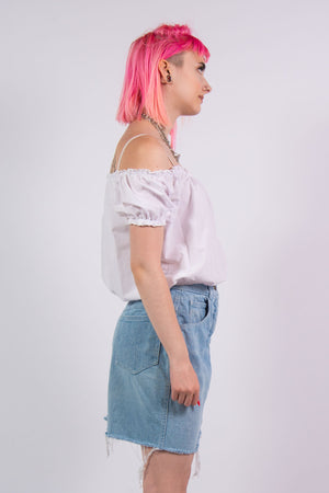 Vintage Milk Maid Top
