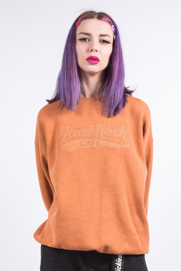 Vintage 90's Hard Rock Cafe Hollywood Sweatshirt