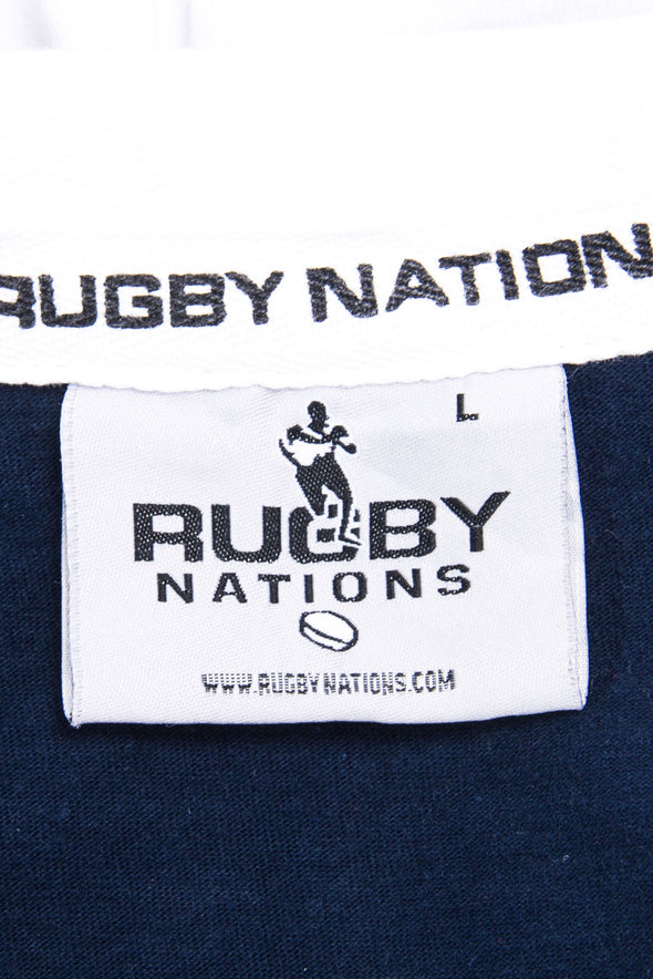 00's Cropped Scotland Rugby Shirt