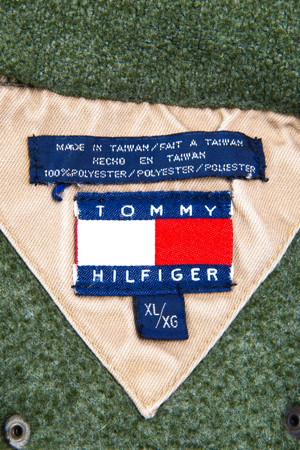 90's Tommy Hilfiger 1/4 Zip Fleece