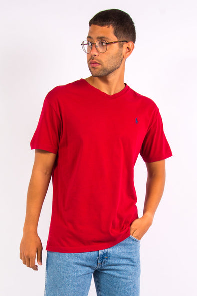 Ralph Lauren V-Neck T-Shirt