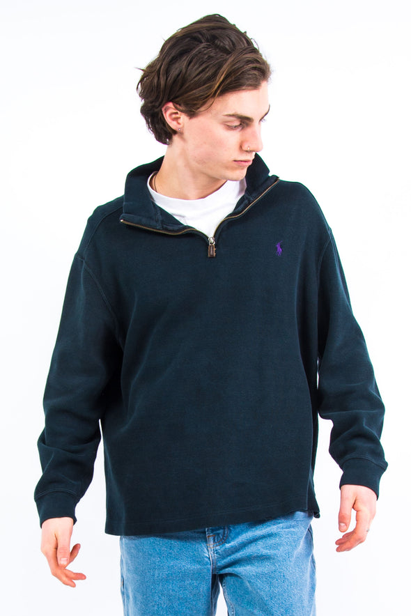 Ralph Lauren Black 1/4 Zip