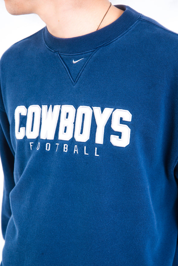 90's Nike NFL Dallas Cowboys Sweatshirt
