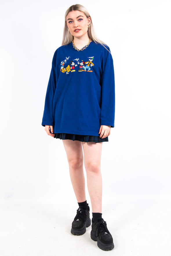 Vintage 90's Disney Fleece Sweatshirt