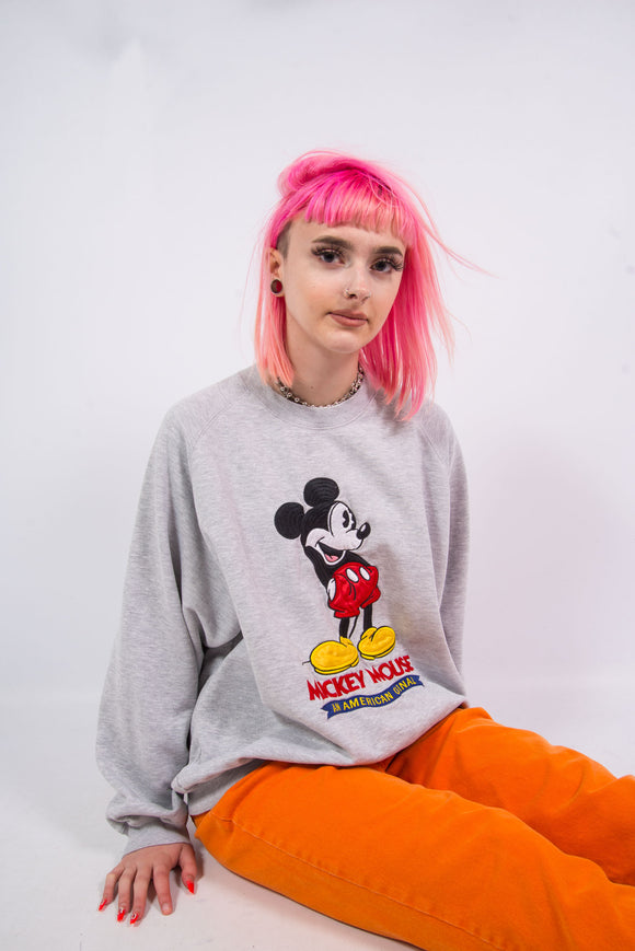 Mickey Mouse Disney Vintage Sweatshirt