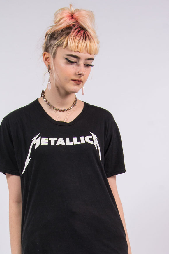 Metallica Vintage 90's Band T-Shirt
