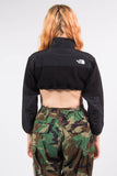 Vintage The North Face Cropped Fleece