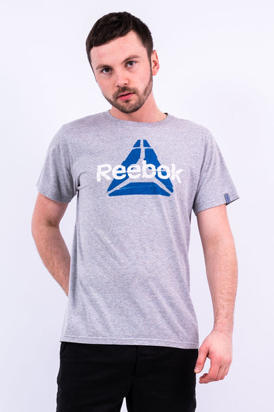 00's Reebok Graphic Logo T-Shirt