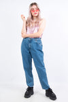 Vintage 90's Lee Blue Mom Jeans
