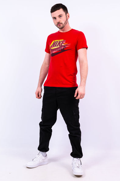 Nike Graphic Print Logo T-Shirt