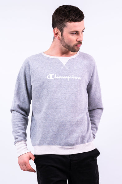 Vintage Champion Spell Out Sweatshirt