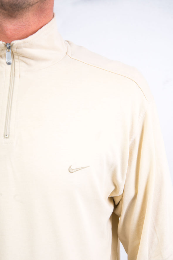 Y2K Nike 1/4 Zip Long Sleeve