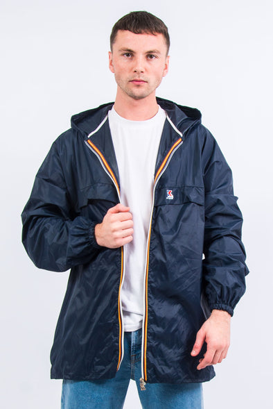 K-Way Waterproof Rain Jacket