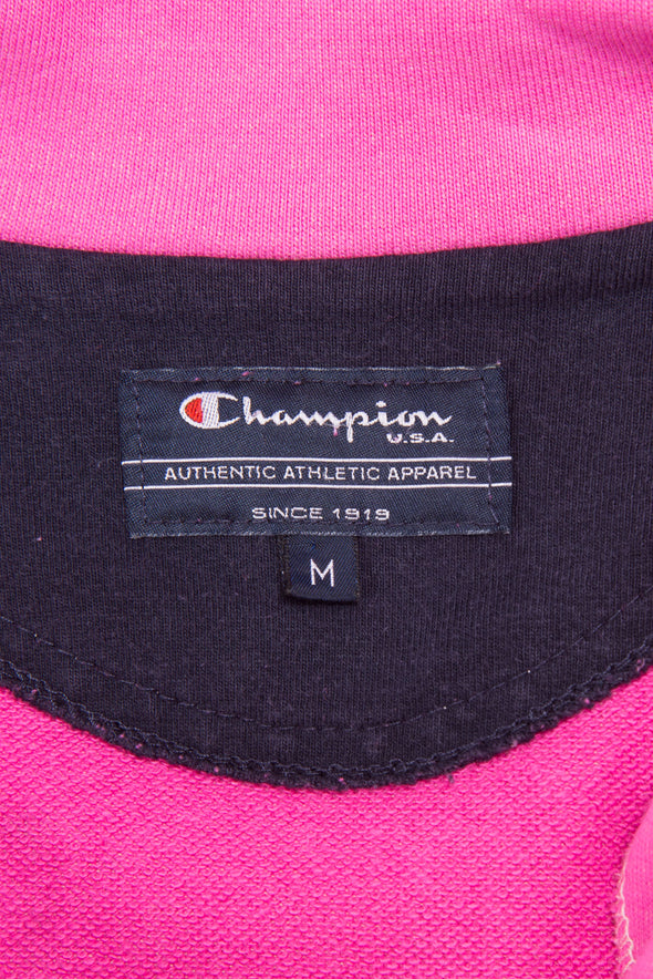 Vintage Champion 1/4 Zip Sweatshirt