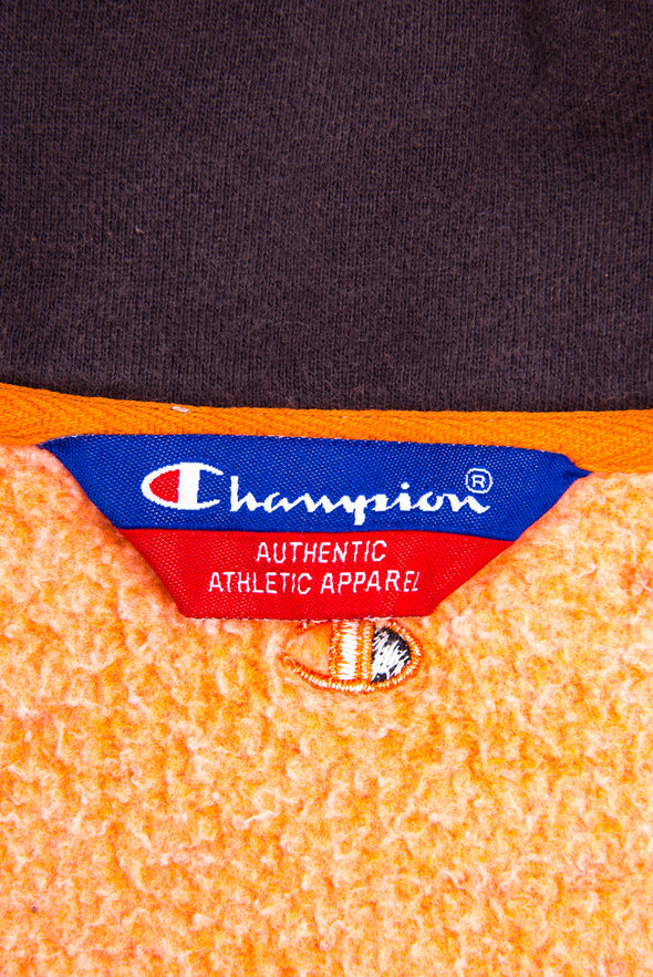 90's Champion 1/4 Zip Sweatshirt