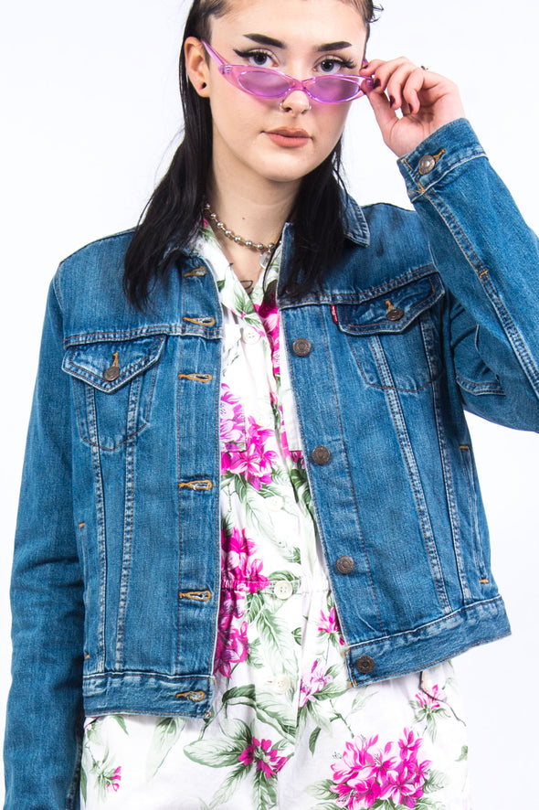 Vintage 90's Levi's Denim Jacket