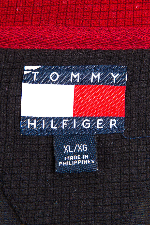 90's Tommy Hilfiger 1/4 Zip Fleece Pullover
