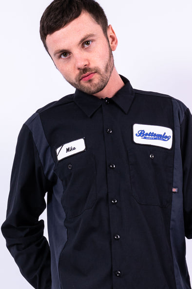Vintage Dickies USA Worker Shirt