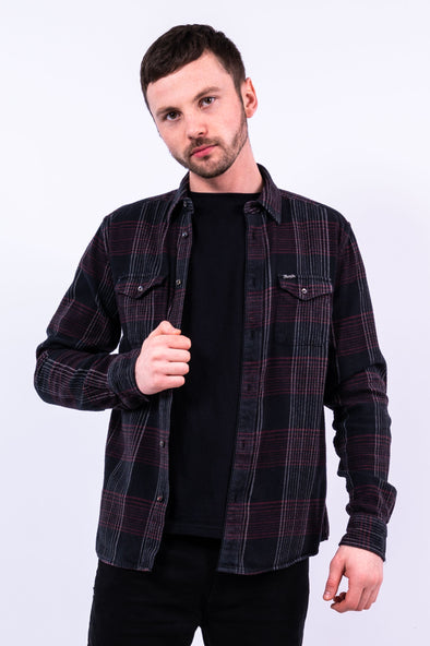 Wrangler Check Flannel Shirt