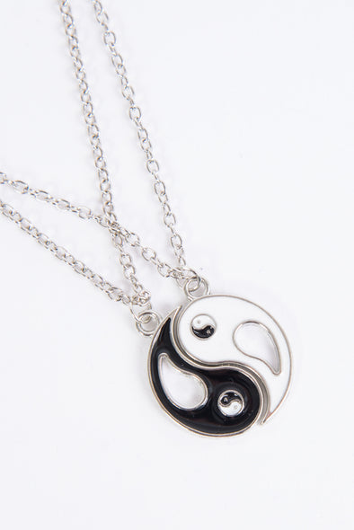 Ying Yang Bestie Necklaces