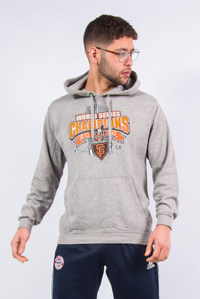 San Francisco Giants World Series Hoodie