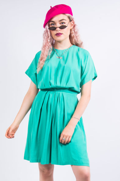 Vintage 90's Green Playsuit