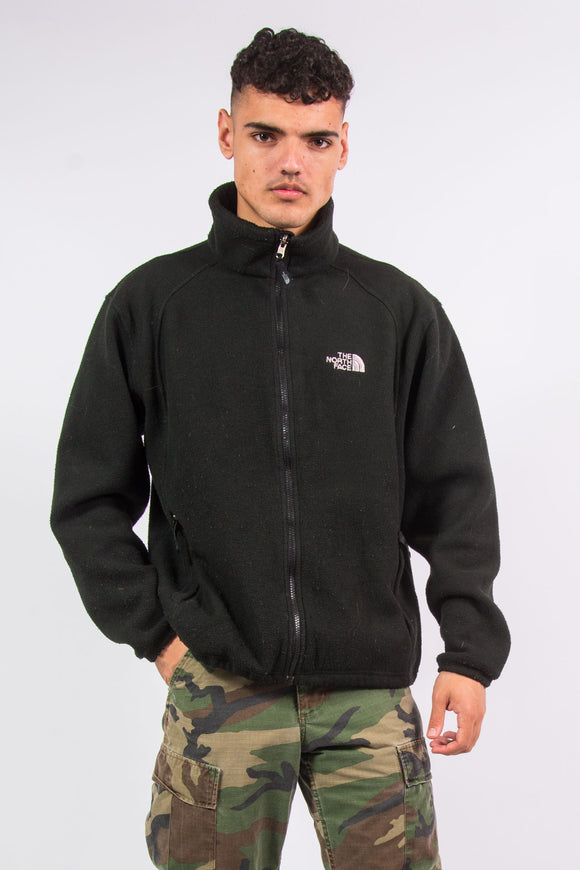 The North Face Fleece Zip Fasten Jacket