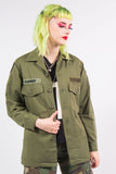 Vintage 90's U.S. Army Button Shirt