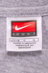 Vintage 90's Grey Nike Long Sleeve T-Shirt