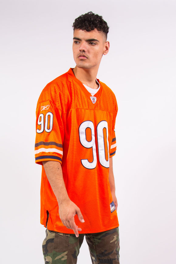 Reebok NFL Chicago Bears jersey with #90 Peppers on the back