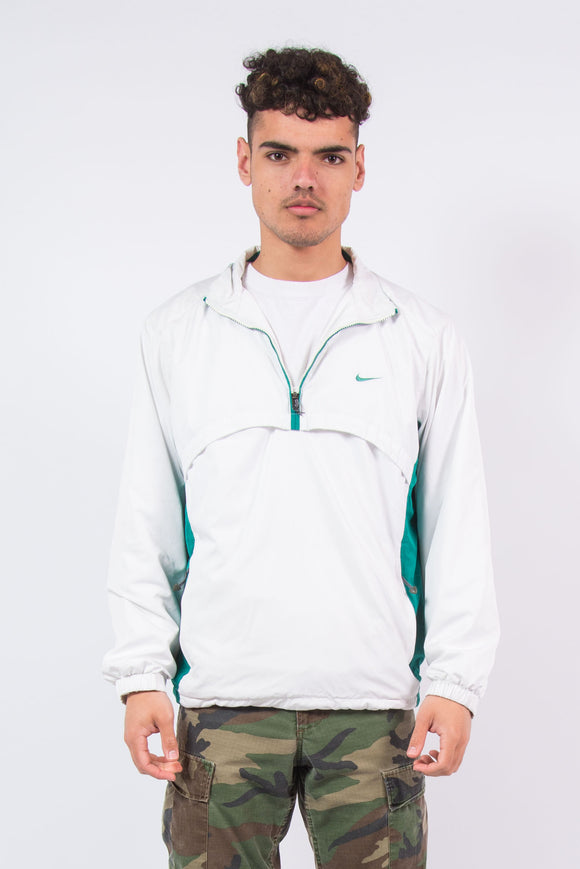 Nike Quarter Zip Tracksuit Jacket Windbreaker