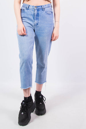 Vintage 90's Light Blue Mom Jeans