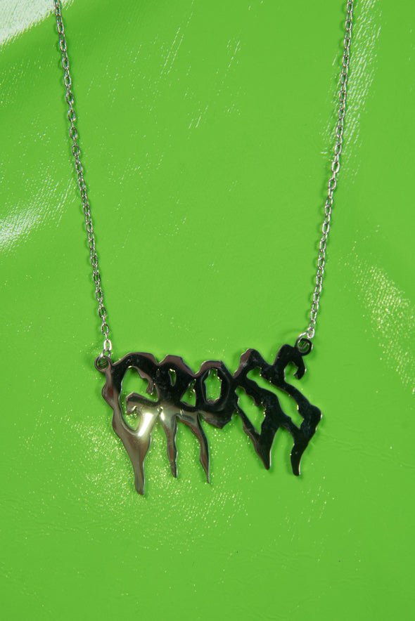 Y2K So Gross Necklace