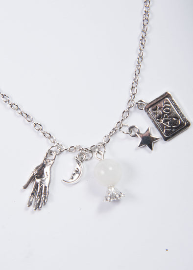 90's Mystic Charm Necklace