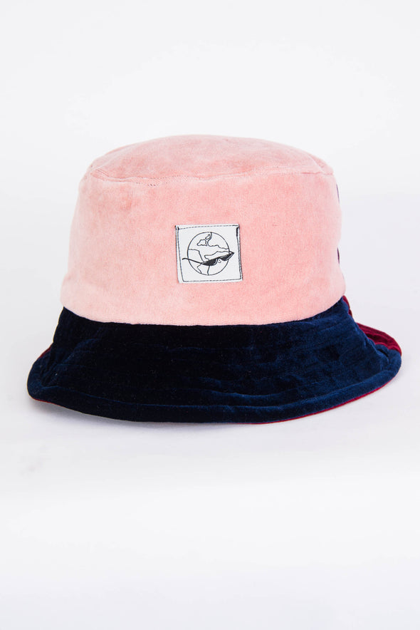 Velvet Worldie Bucket Hat