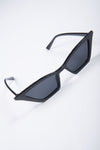 Y2K Olivia Black Sunglasses