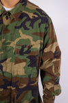 Vintage U.S. Army Camouflage Jacket F2 Field Shirt