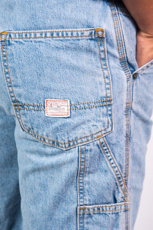 Vintage Levi's Light Blue Denim Shorts