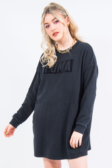 Puma Sweatshirt Dress