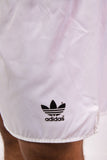 Vintage 90's Adidas Shiny White Shorts