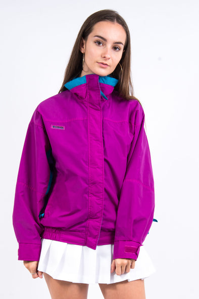 Vintage 90's Columbia Bugaboo Windbreaker Jacket