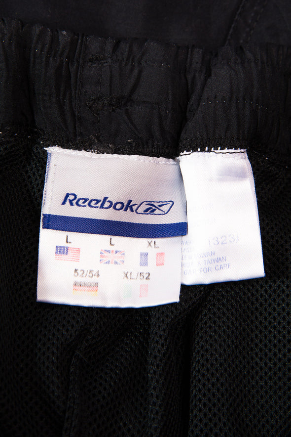 Y2K Reebok Black Sports Shorts