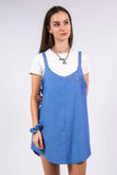 Ralph Lauren Vintage Blue Strap Dress