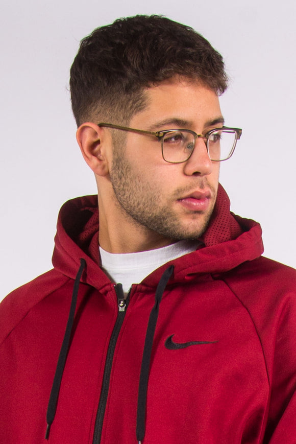 Nike Dri-Fit zip fasten sports hoodie